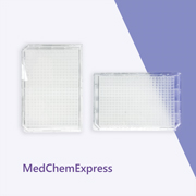 384-well Microplate with Peelable Foil Seal
